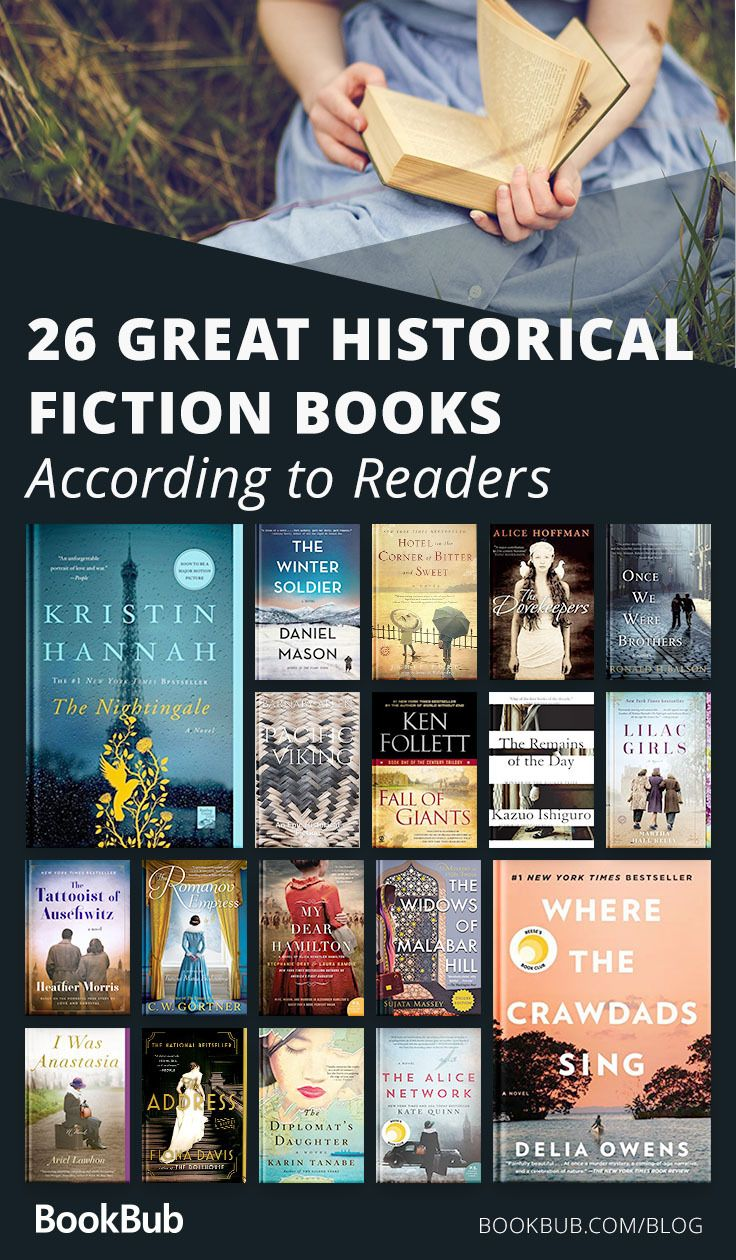 Best historical novels for young adults