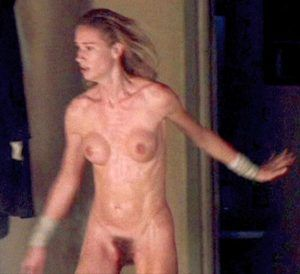 Skinny nude teens with tiny breasts