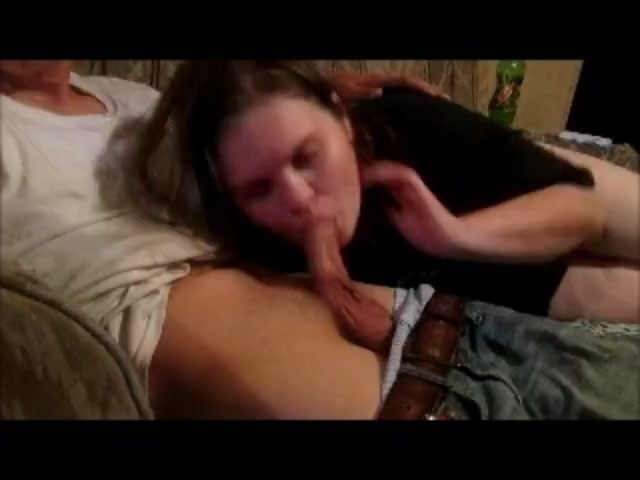 Mom son blowjob and swallowing cum