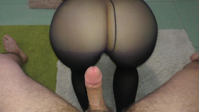 Big ass fucked in leggings