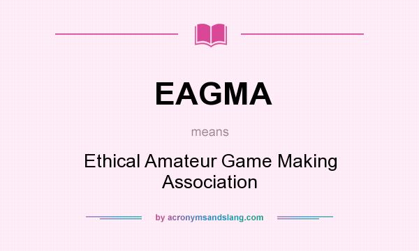 What is the definition of amateur