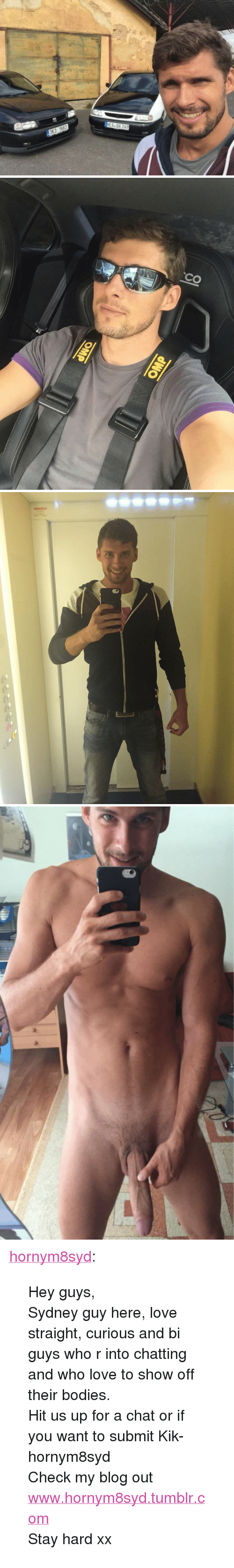 Straight boys showing off tumblr