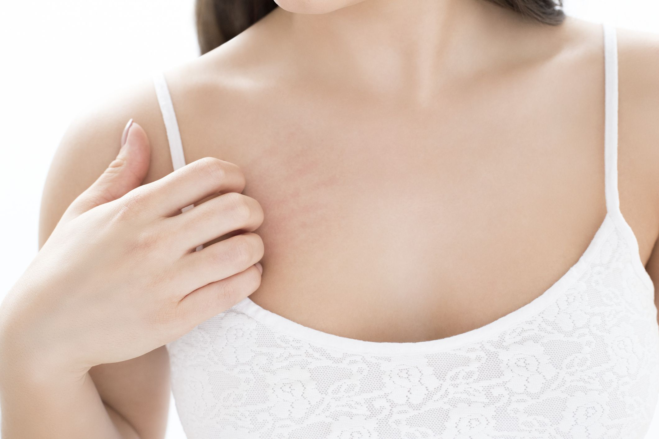 Chronic shoulder pain after breast augmentation