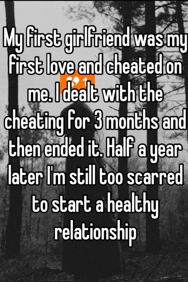 Love cheating love first the