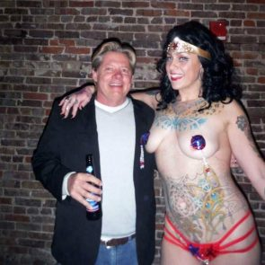 Naked danielle colby cushman nackt