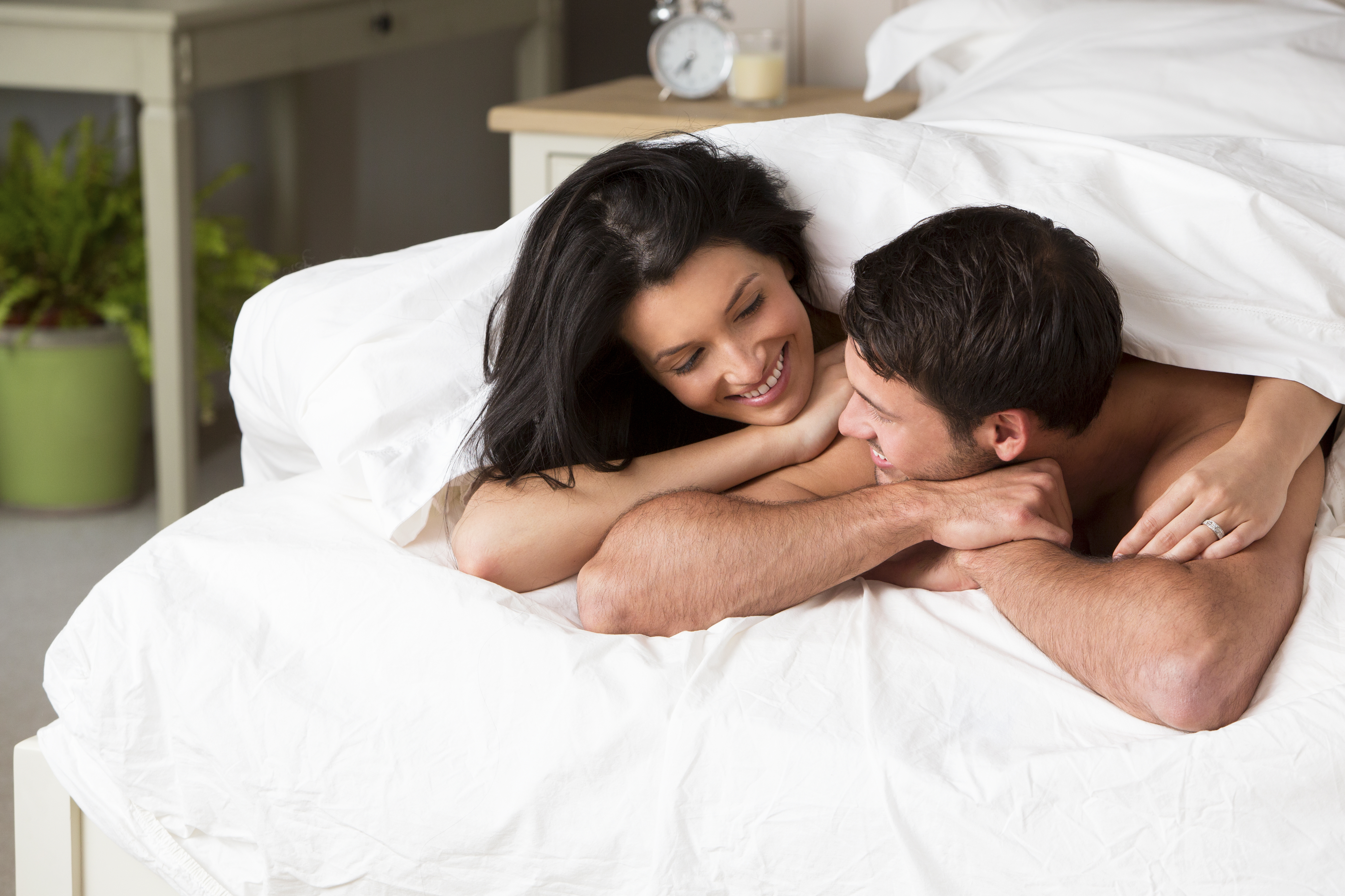 Womans sexual desires in bed