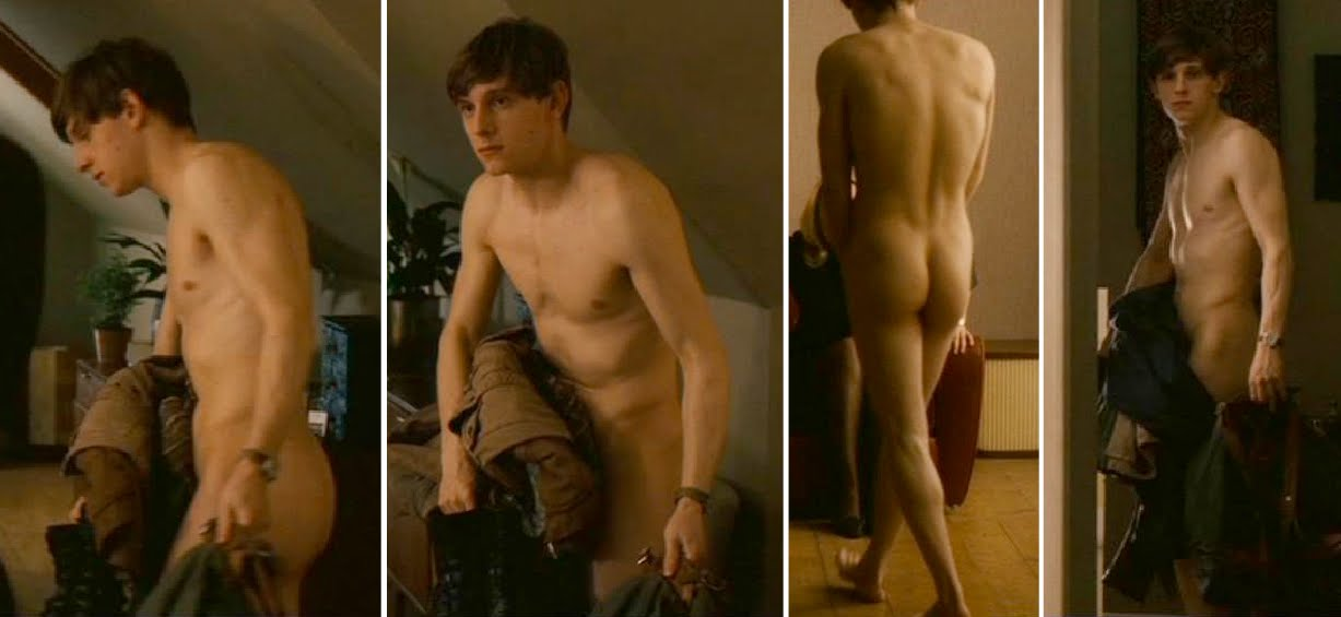 Nude pictures of jamie bell