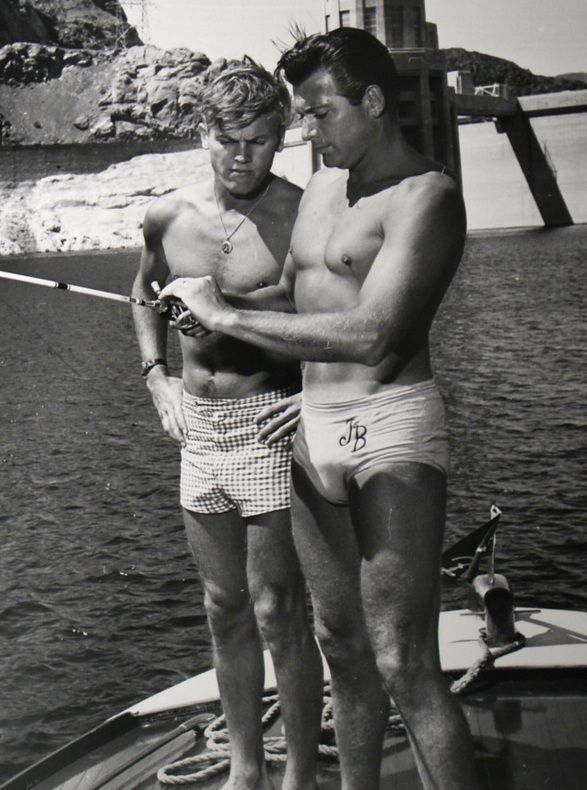 Tab hunter und john bromfield