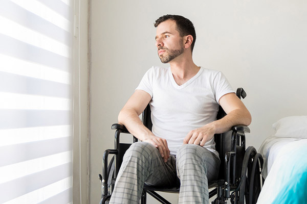 Adult patients with cerebral palsy