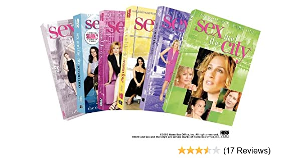 Sex and the city all the seasons