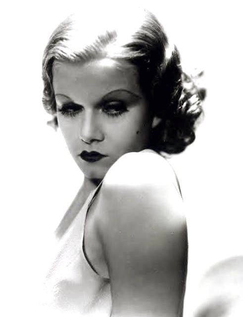 Jean harlow alten hollywood glamour