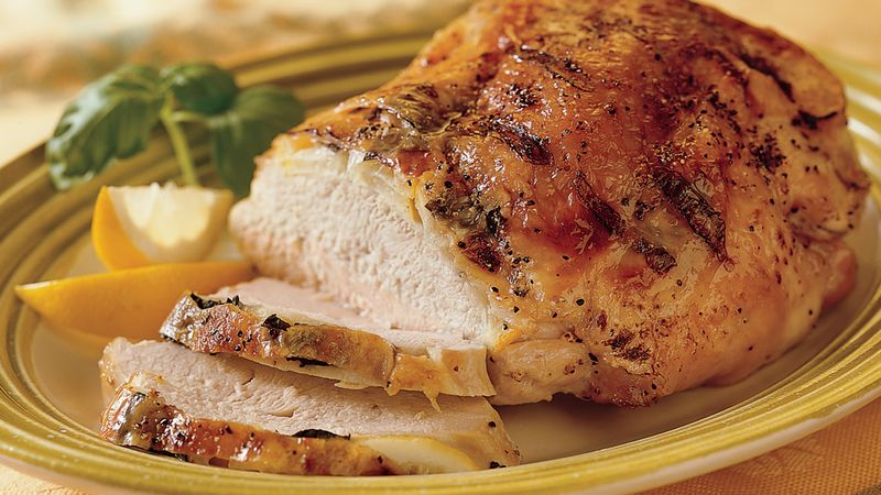 How long to grill turkey breast