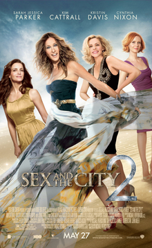Sex and the city in english online
