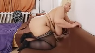 Big booty bbw frau sex