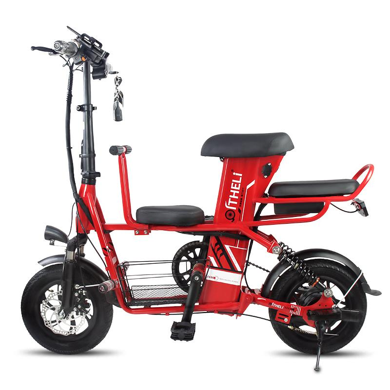 Electric scooter bike for adults