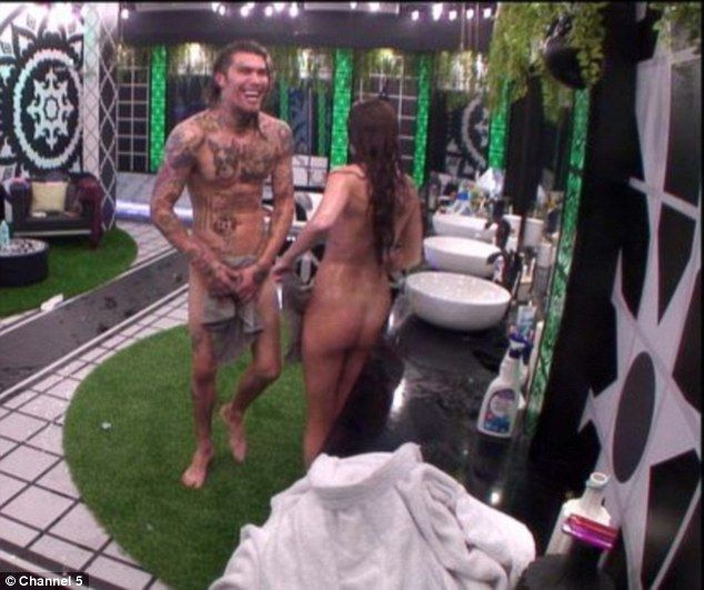 Big brother nude housemate photos