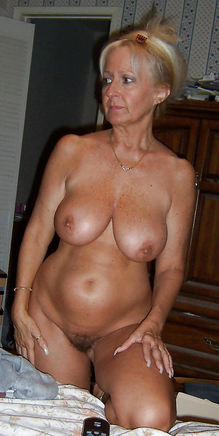 Grannies with big natural tits