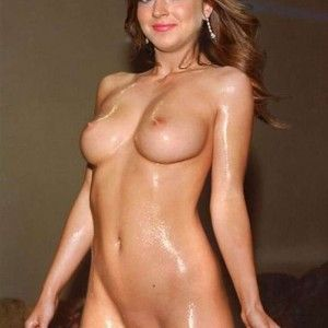 Plus size nude adult star