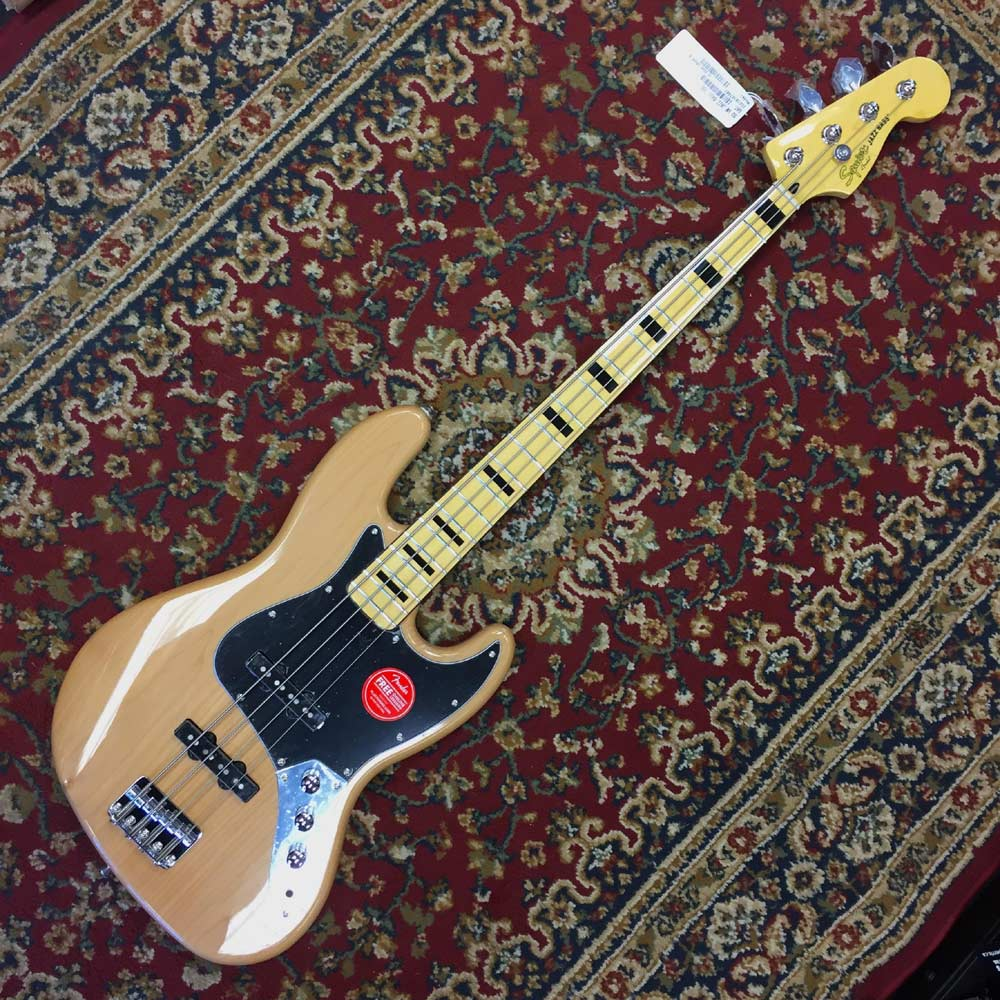 Squier vintage modified jazz bass bewertungen