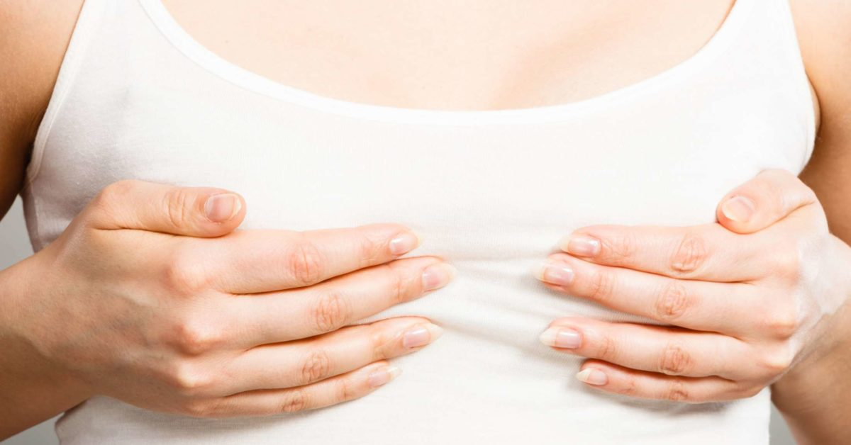 Dull ache in breast during early pregnancy
